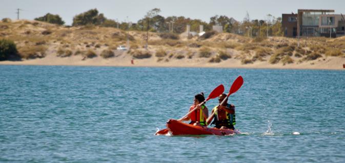 verano en Puerto Madryn