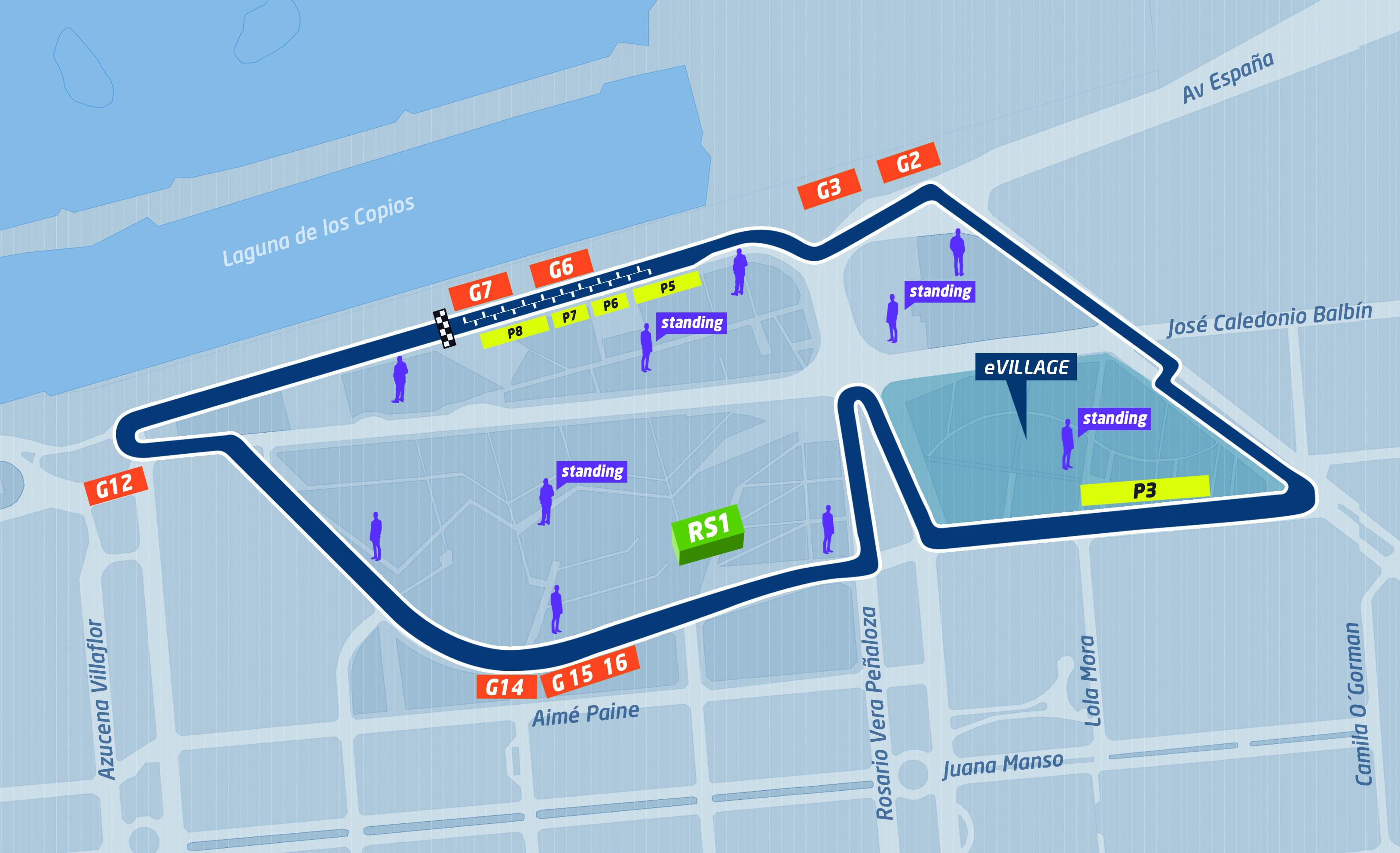 La Fórmula E vuelve a Buenos Aires