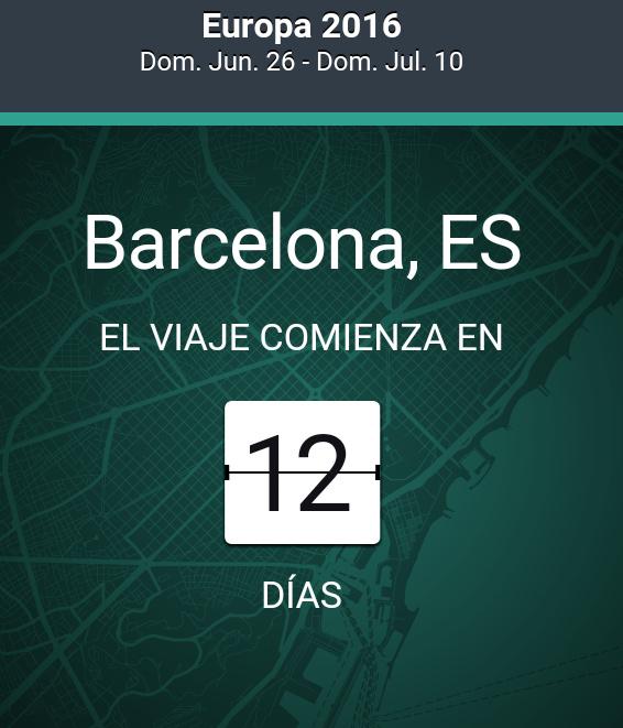 Tripcase: Organizá todos tus viajes en una sola aplicación