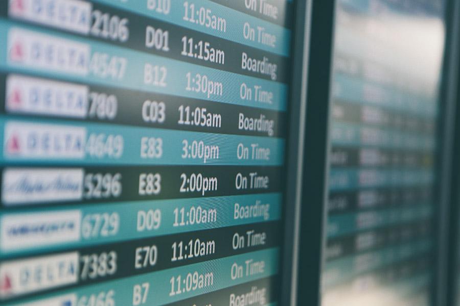 Tips para ahorrar tiempo en el aeropuerto