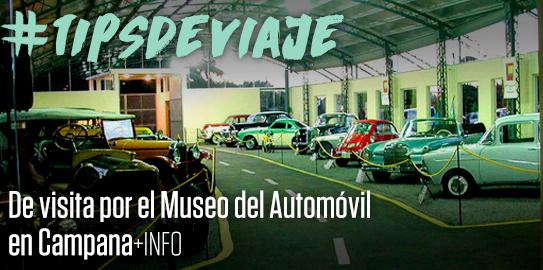 Museo del Automóvil en Campana