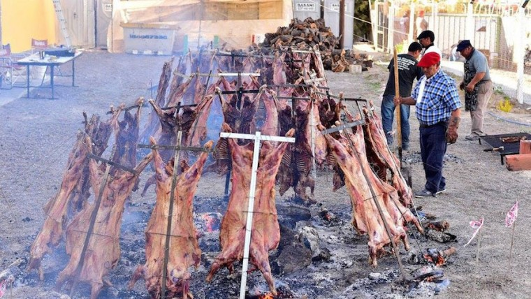 Fiesta Nacional del Cordero